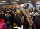 Paris Manga and Sci-Fi Show 2014