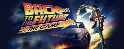 Retour vers le futur, le jeu