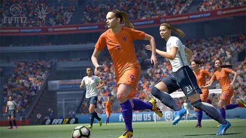 FIFA 17 Femmes
