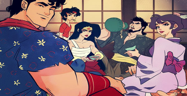 Comics Blog