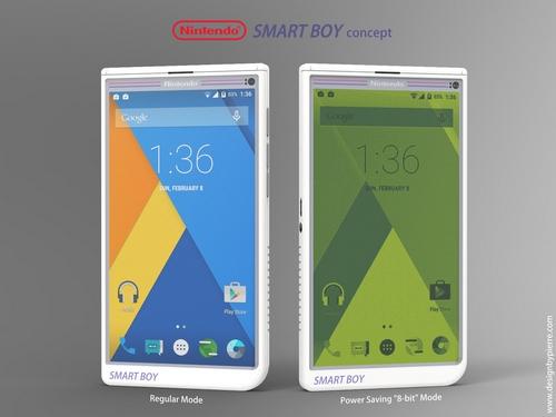SmartBoy Concept