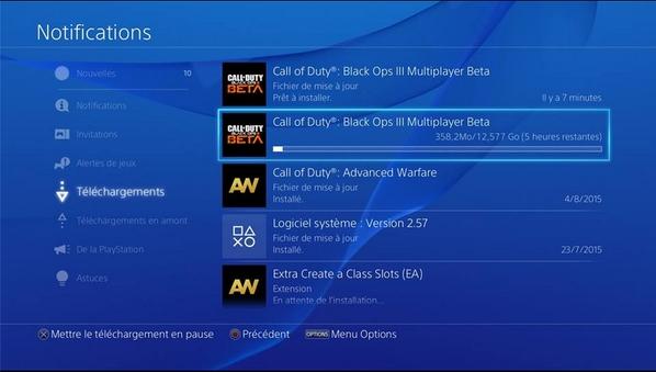 Open DNS sur PS4