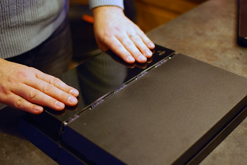 Remplacer le disque dur de sa PS4